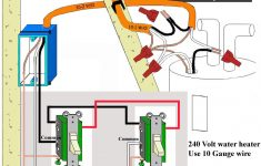 Hot Water Heater 240V Wiring | Wiring Diagram – 240V Water Heater Wiring Diagram