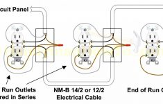 House Receptacle Wiring Diagrams | Wiring Library   Receptacle Wiring Diagram Examples
