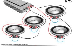 How To Connect Four Speakers To A 2 Channel Amp     2 Channel Amp Wiring Diagram