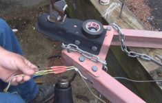 How To Extend And Or Replace A Trailer 4 Pin Connector   Youtube   6 Pin To 7 Pin Trailer Adapter Wiring Diagram