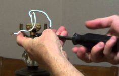 How To Install A 3 Way Lamp Socket   Youtube   3 Way Lamp Switch Wiring Diagram