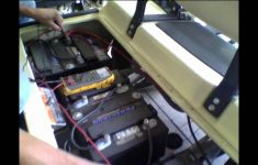 How To Install A Battery Meter On A Golf Cart – Youtube – Golf Cart Battery Meter Wiring Diagram