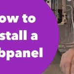 How To Install A Subpanel   Youtube   220 Sub Panel Wiring Diagram