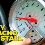 How To Install A Tacho Gauge   Youtube   Tachometer Wiring Diagram