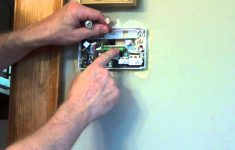 How To Install A Thermostat   White Rodgers Thermostat   Youtube   White Rodgers Thermostat Wiring Diagram
