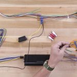 How To Install The Alpine Ktp 445U Power Pack Compact Amplifier   Alpine Ktp 445 Wiring Diagram