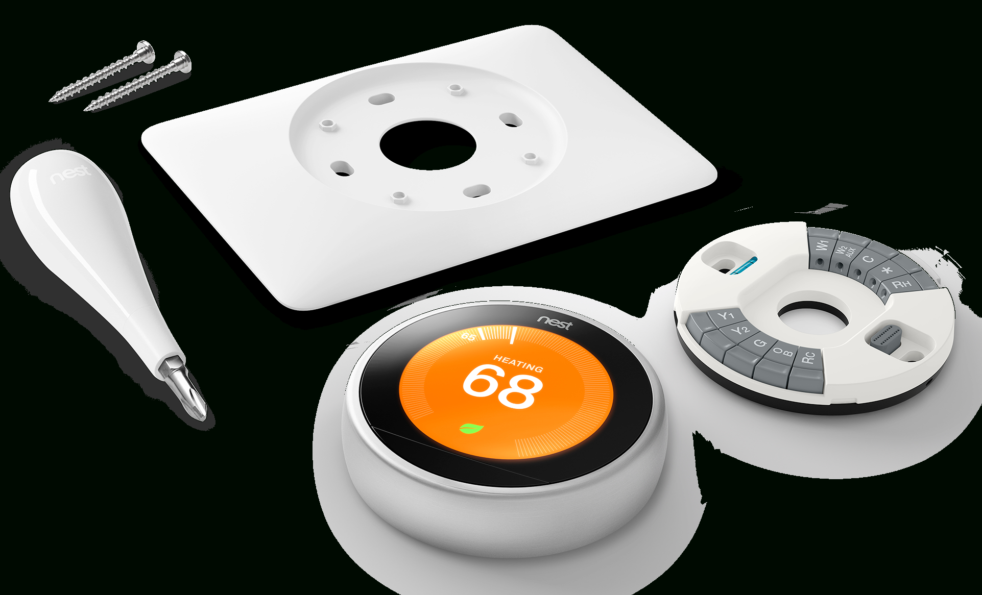 How To Install Your Nest Thermostat - Nest E Wiring Diagram