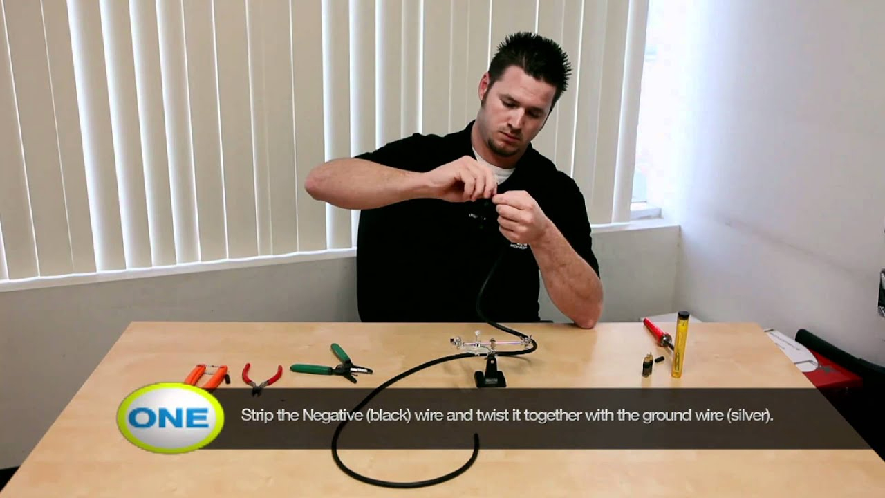 How To Make Your Own Rca Cable - Youtube - Hdmi To Rca Cable Wiring Diagram