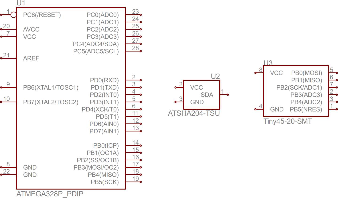 How To Read A Schematic - Learn.sparkfun - Electrical Wiring Diagram Symbols