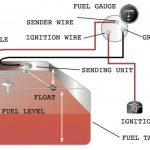 diagram · how to test and replace your fuel gauge and sending unit sail  magazine fuel gauge wiring