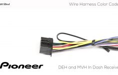 how to understanding pioneer wire harness color codes for deh and pioneer  deh x6600bt wiring diagram