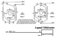 How To Wire 3 Speed Fan Switch   3 Speed Fan Motor Wiring Diagram