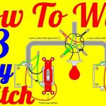 How To Wire 3 Way Switch Wiring Diagrams   Youtube   3 Way Switch Wiring Diagram