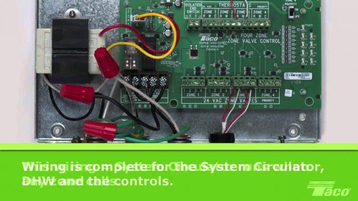 Taco Zone Valve Wiring Diagram