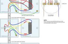 How To Wire A Three Way Switch | Light Wiring   3 Way Switch Wiring Diagram