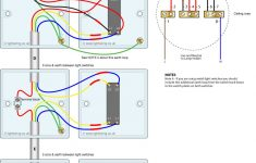 How To Wire A Three Way Switch | Light Wiring   Wiring Diagram For 3 Way Switch