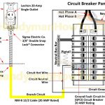 How To Wire An Electrical Outlet Under The Kitchen Sink: Outlet Wiring   Wall Outlet Wiring Diagram