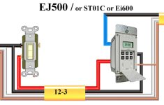 How To Wire Ej500 Timer   3 Way Switch Wiring Diagram