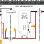 How To Wire Your Zooz Switch In A 4 Way Configuration   Zooz   4 Way Switch Wiring Diagram
