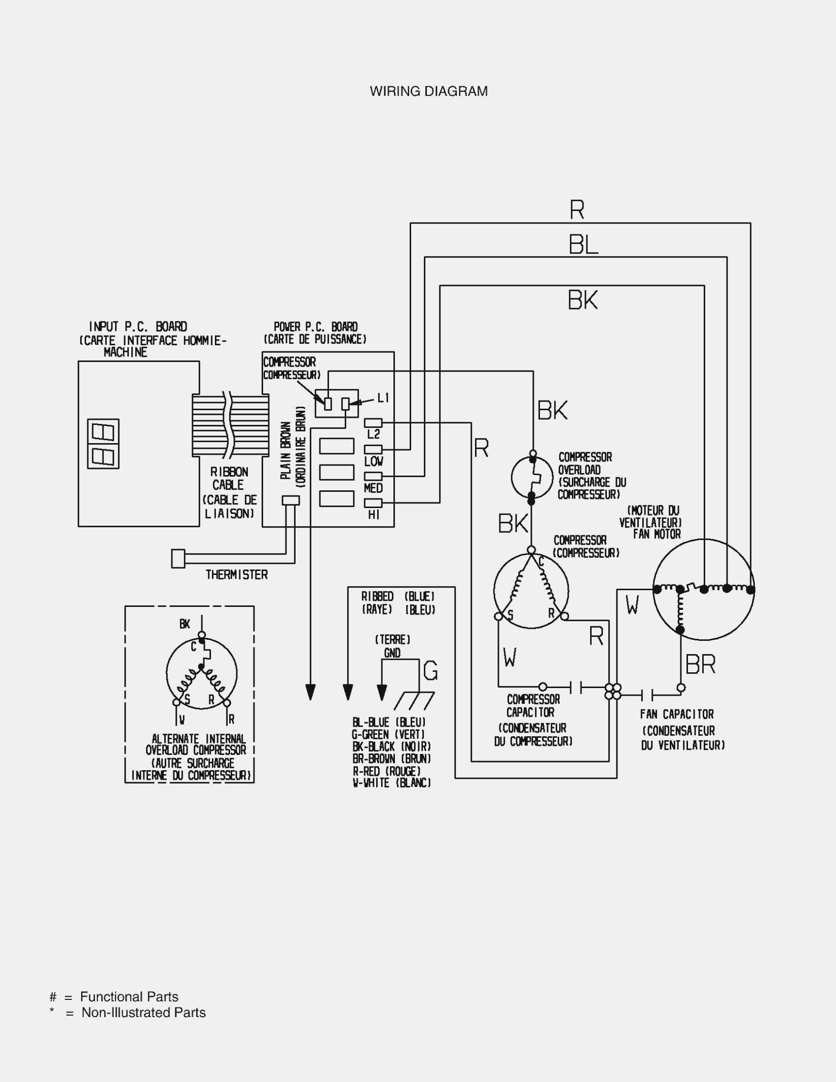 Hvac Dual Capacitor Wiring Diagram | Wiring Diagram - Ac Dual Capacitor Wiring Diagram