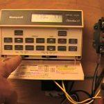 Hvac – Old Honeywell T8601D – Youtube – Honeywell Chronotherm Iii Wiring Diagram