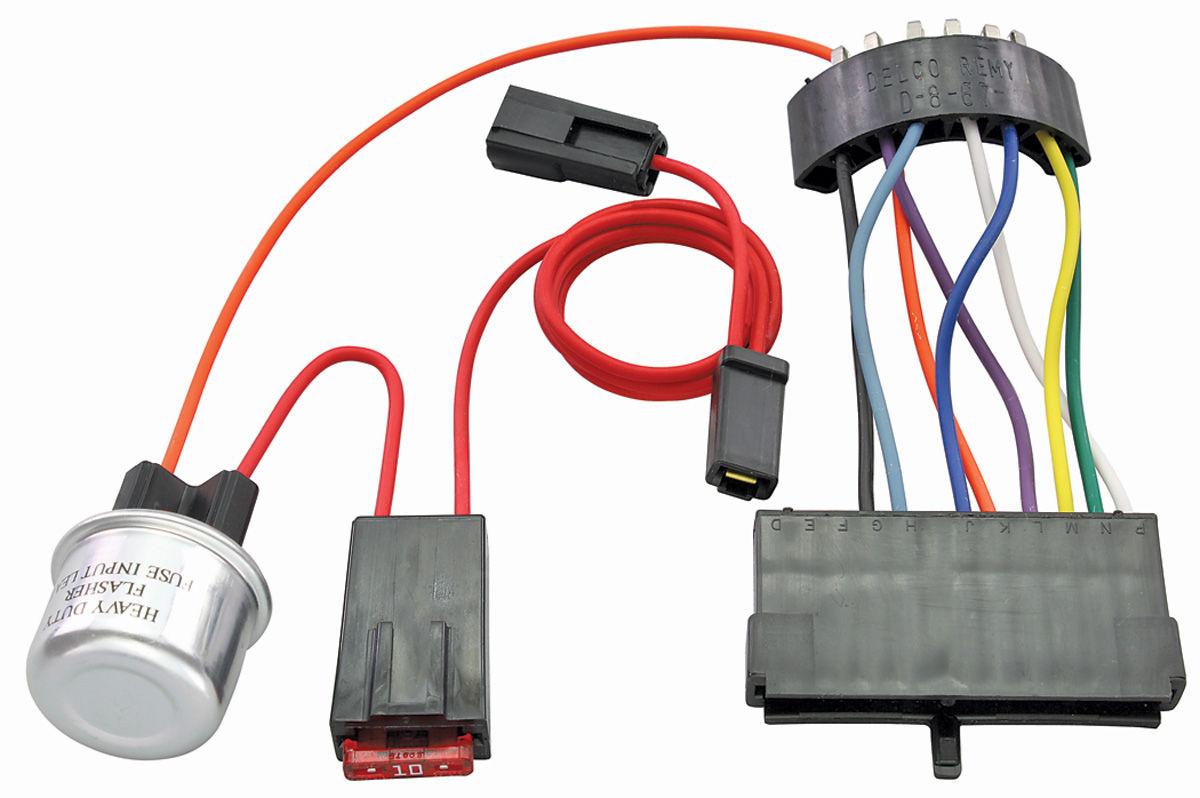 Ididit 1964-1966 El Camino Steering Column Accessory Hardware Wiring - Ididit Steering Column Wiring Diagram