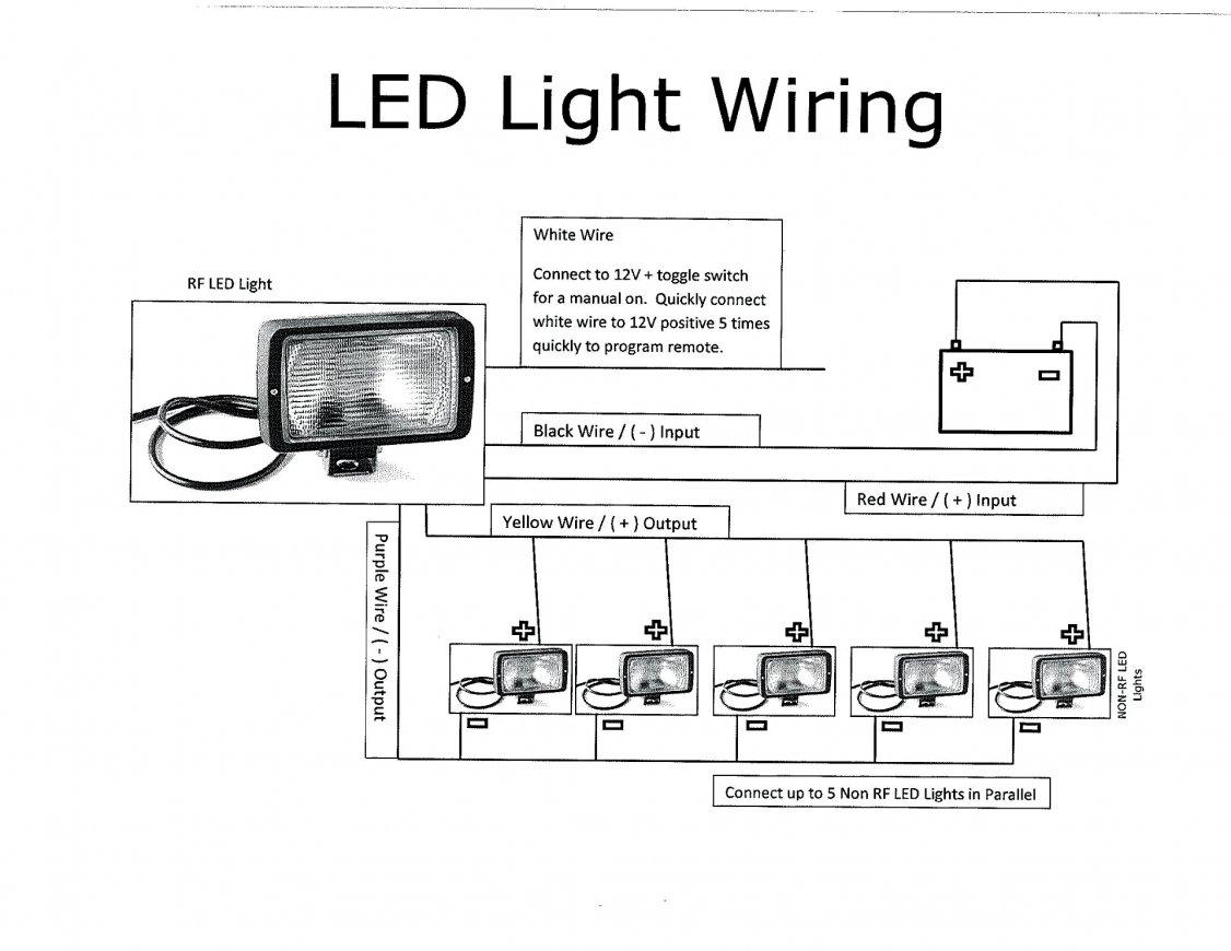 Inspirational Christmas Light Wiring Diagram 3 Wire Lights Circuit - Led Light Wiring Diagram