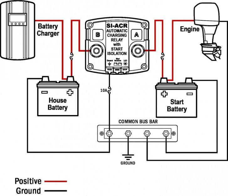 battery wiring diagram