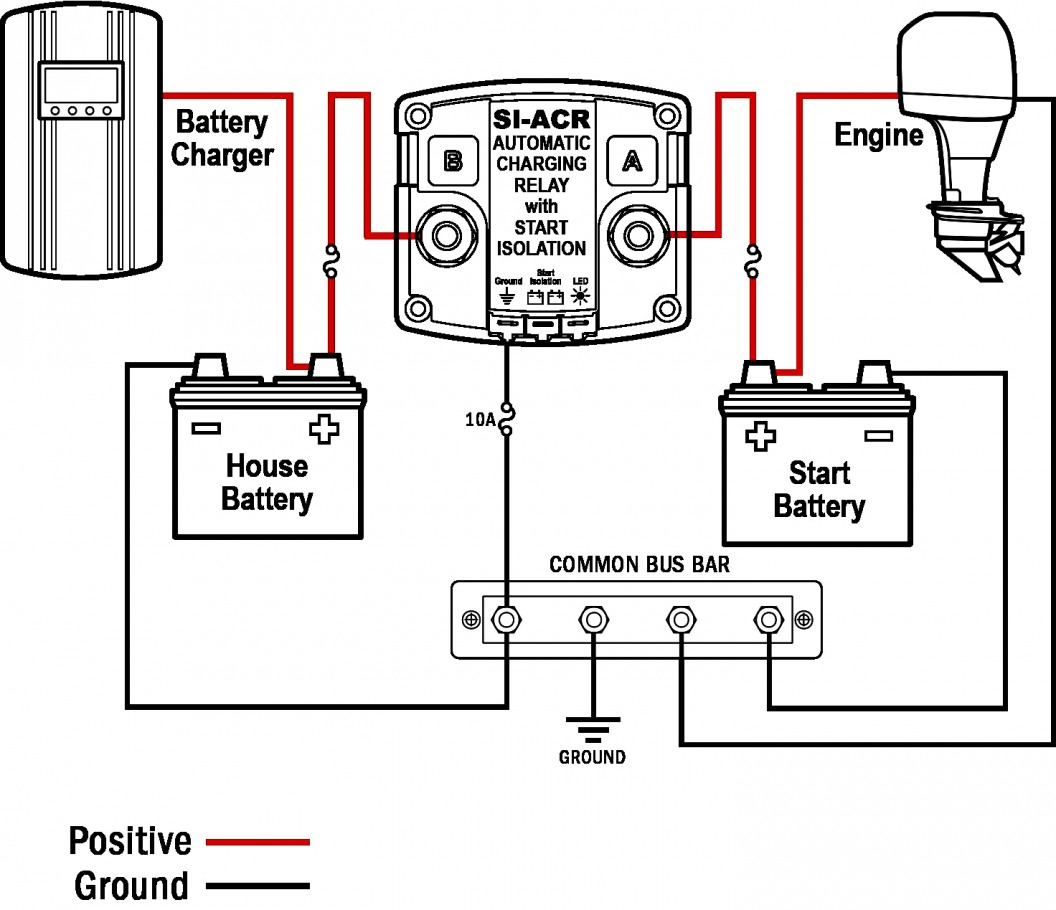 Inspirational Of Battery Selector Switch Wiring Diagram For You - Battery Wiring Diagram