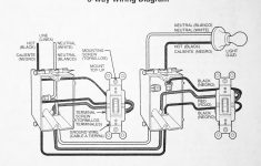 Installation Of Single Pole, 3 Way, & 4 Way Switches   Wiring   3 Way Switch Single Pole Wiring Diagram