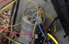 Installing A 5 2 1 Hard Start Capacitor Kit On A Tempstar/carrier   Ac Condenser Wiring Diagram