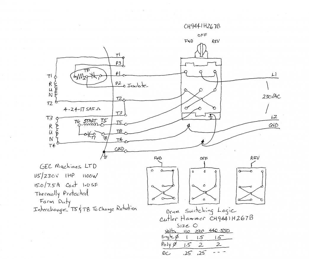 Instant Leeson Motors Wiring Diagram | Wiring Diagram - Leeson Motor Wiring Diagram