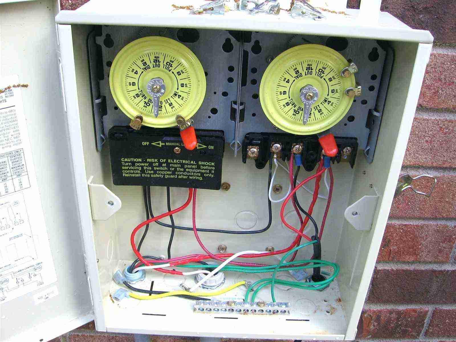 Intermatic Pool Pump Timer Wiring Diagram | Wiring Diagram - Intermatic Pool Timer Wiring Diagram