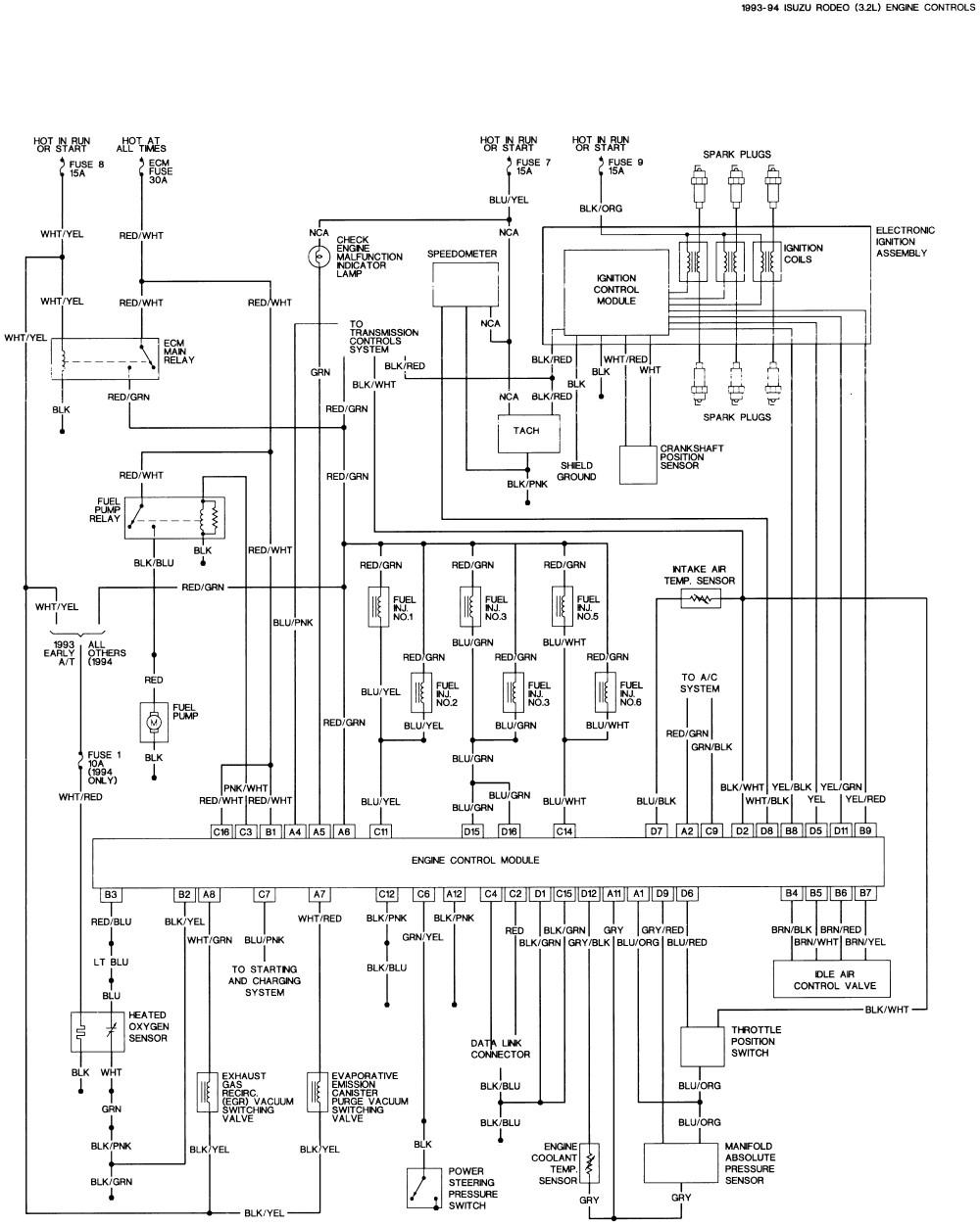 Isuzu Trooper Stereo Wiring Diagram Navigation On Like | Philteg.in - 2006 Isuzu Npr Wiring Diagram