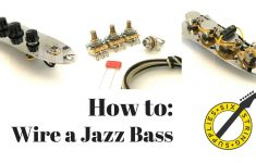 Jazz Bass Wiring   How To Wire A Fender Jazz Bass   Youtube   Jazz Bass Wiring Diagram