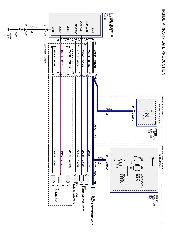 Jeep Backup Camera Wiring Diagram   Wiring Diagram - Ford F150 Backup Camera Wiring Diagram