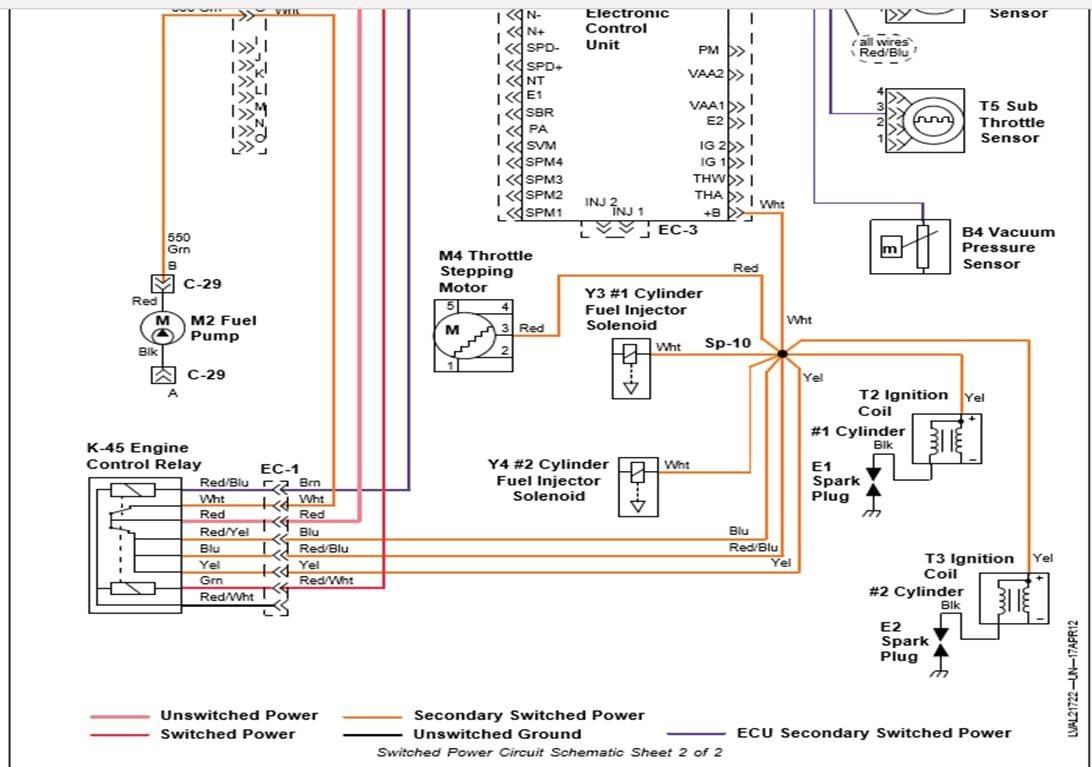 John Deere 4430 Wiring Schematic | Wiring Diagram - John Deere 318 Wiring Diagram