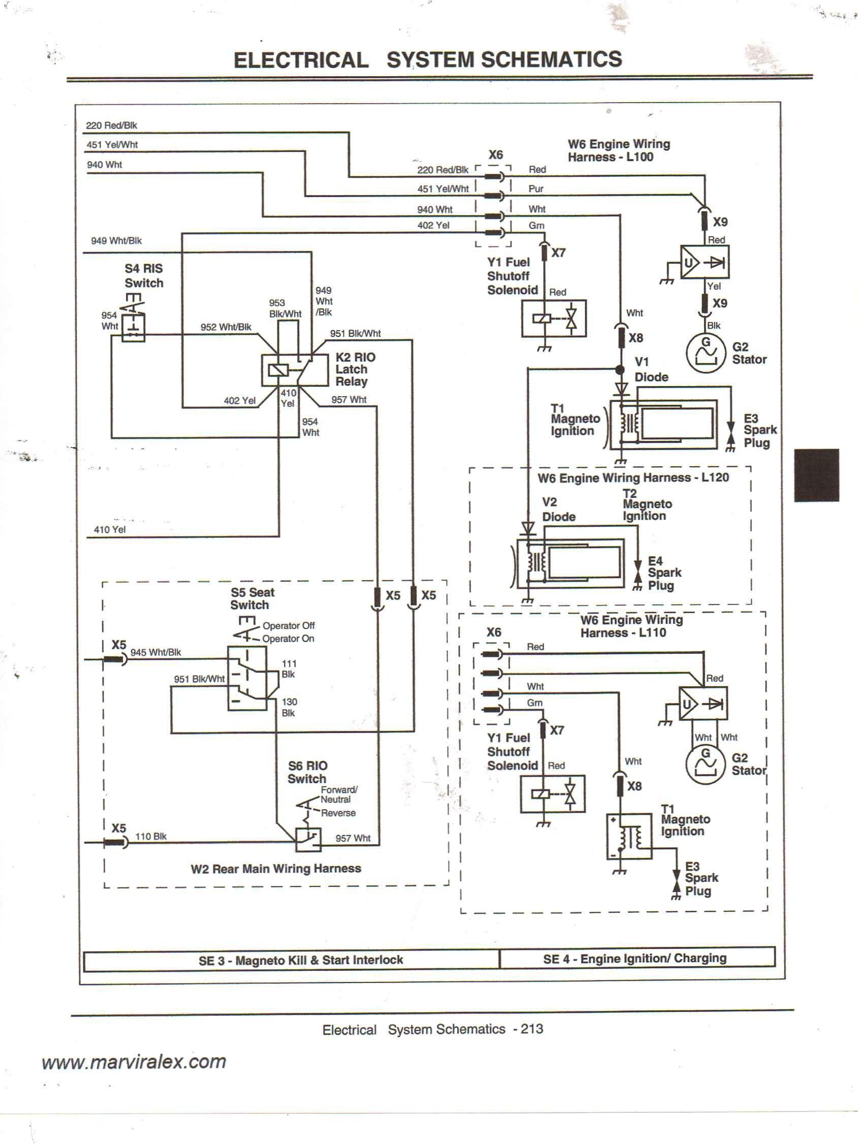 John Deere Lt133 Wiring Diagram | Wiring Diagram - John Deere Lt133 Wiring Diagram