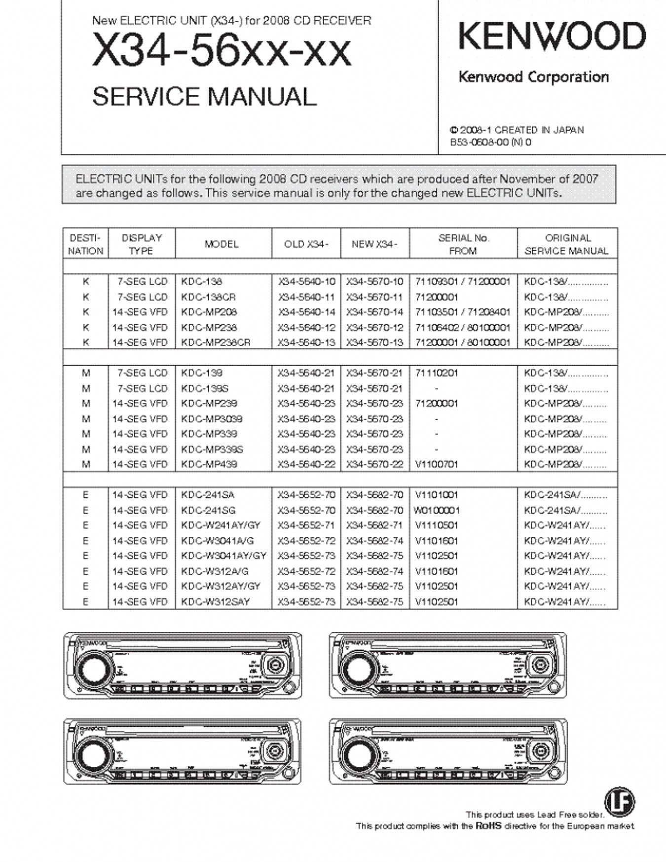Kenwood Kdc 122 Wiring Diagram 138 | Wiring Diagram - Kenwood Kdc 152 Wiring Diagram
