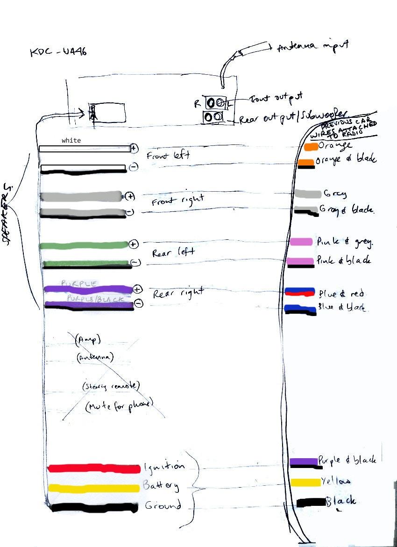 Kenwood Kdc 2011S Wiring Diagram | Wiring Diagram - Kenwood Kdc 138 Wiring Diagram