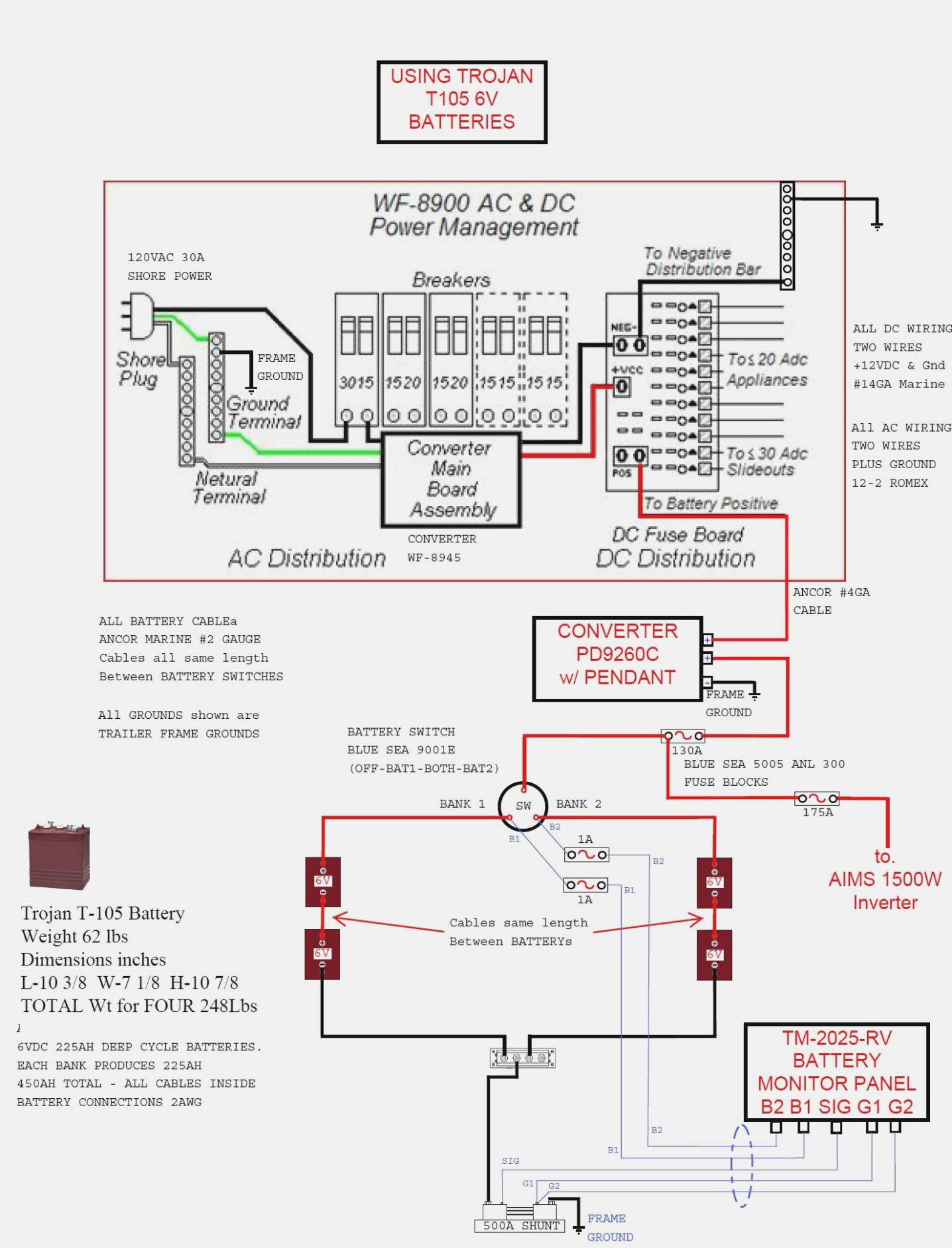 Keystone Rv Wiring Schematic | Manual E-Books - Keystone Rv Wiring Diagram