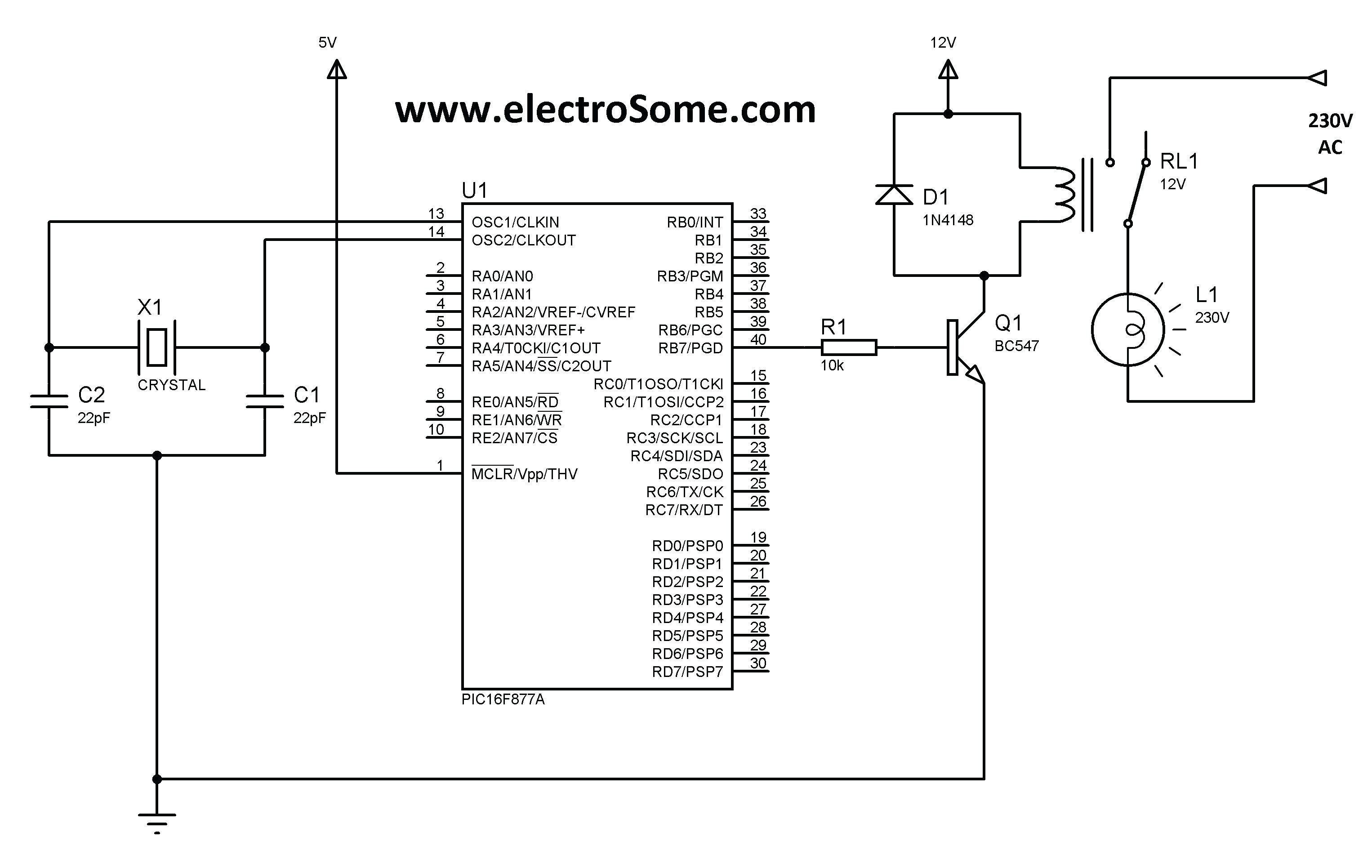 Kickstart Potential Relay Wiring Diagram | Manual E-Books - Potential Relay Wiring Diagram