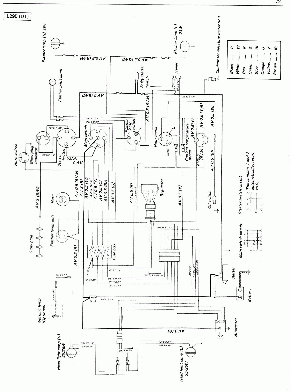 Kubota F2400 Ignition Switch Wiring Diagram | Wiring Diagram - Kubota Wiring Diagram Pdf