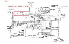 Kubota Glow Plug Wiring Diagram | Wiring Diagram   Kubota Glow Plug Wiring Diagram