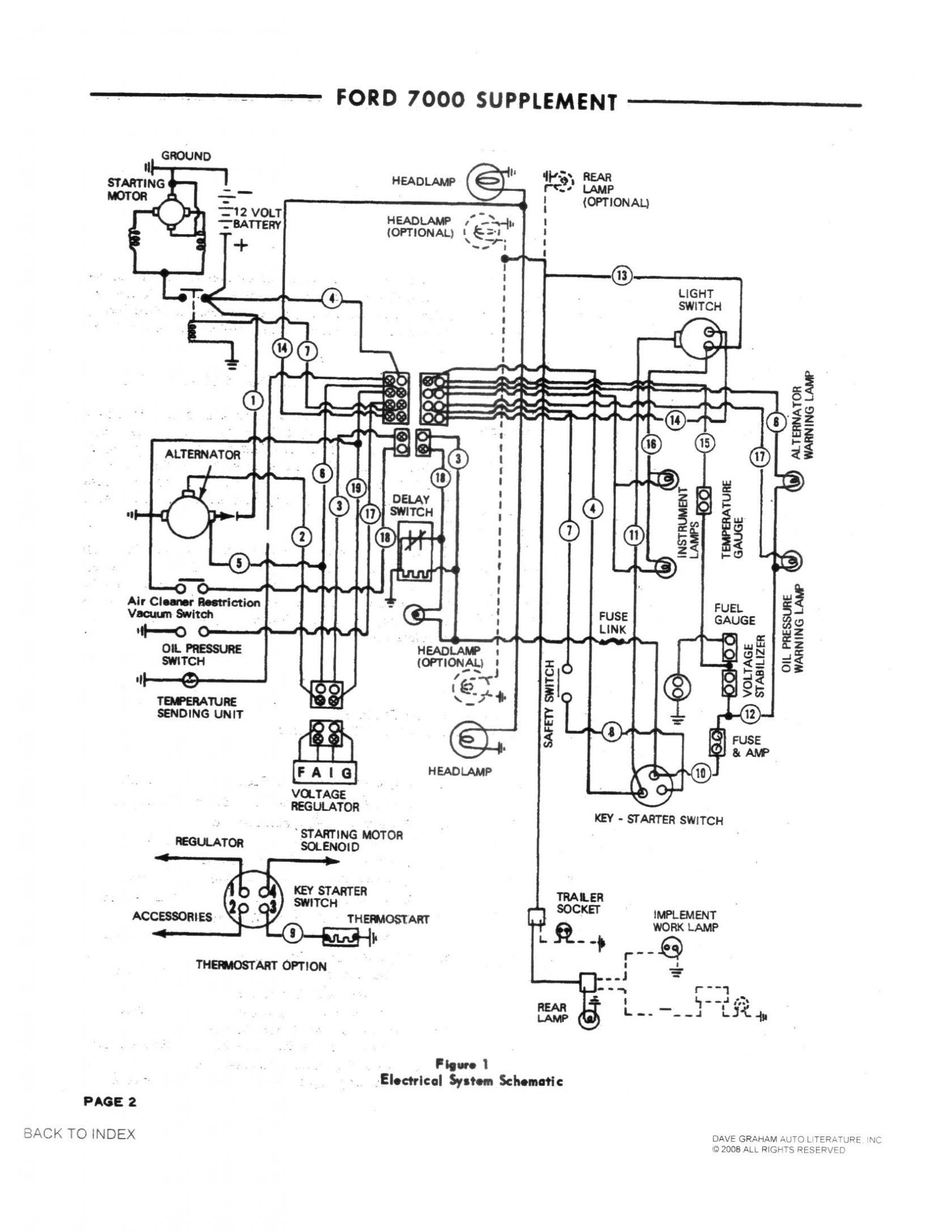Kubota Ignition Switch Wiring Diagram Awesome Ic Alternator Best - Kubota Ignition Switch Wiring Diagram
