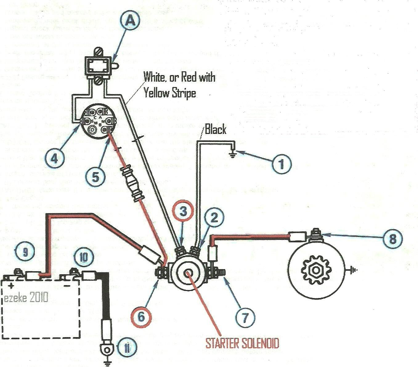 L118 Wiring Diagram | Wiring Library - Starter Solenoid Wiring Diagram Ford