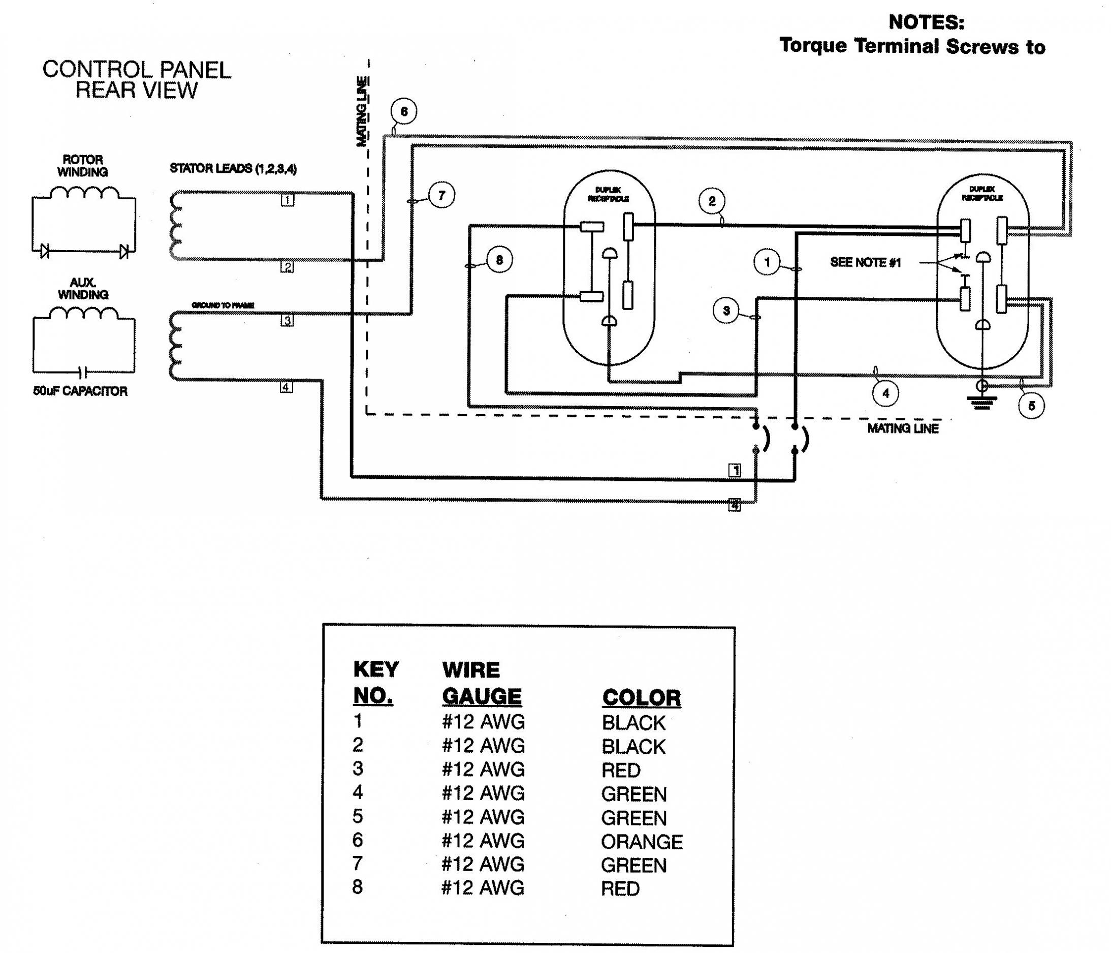 L14 30 Amp Receptacle Wire Diagram For A | Wiring Diagram - L14 30 Wiring Diagram