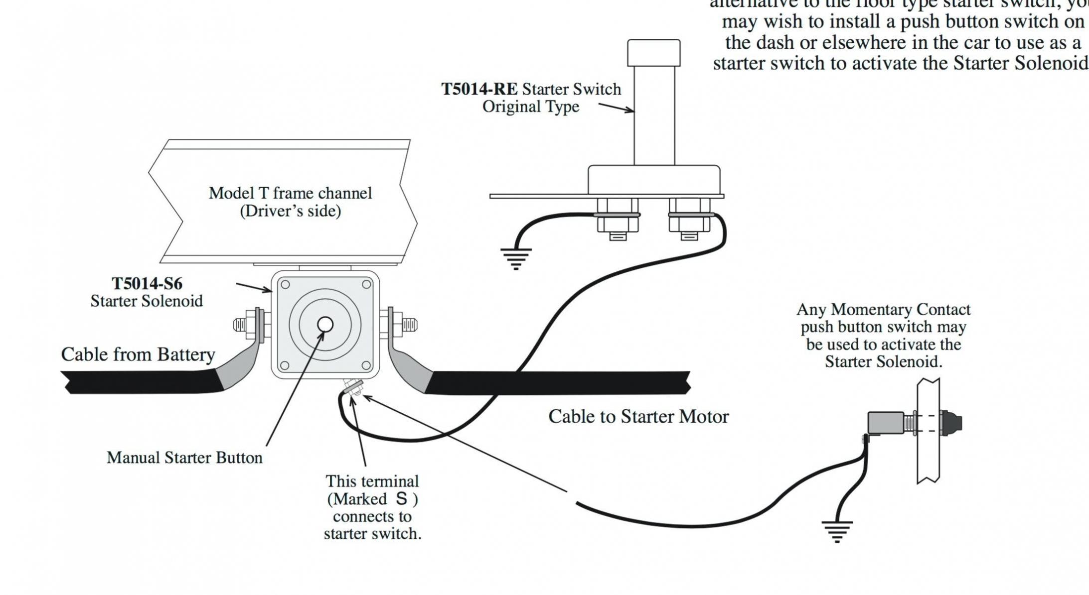 Lawn Mower Starter Solenoid Wiring Diagram | Wiring Diagram - Riding Lawn Mower Starter Solenoid Wiring Diagram