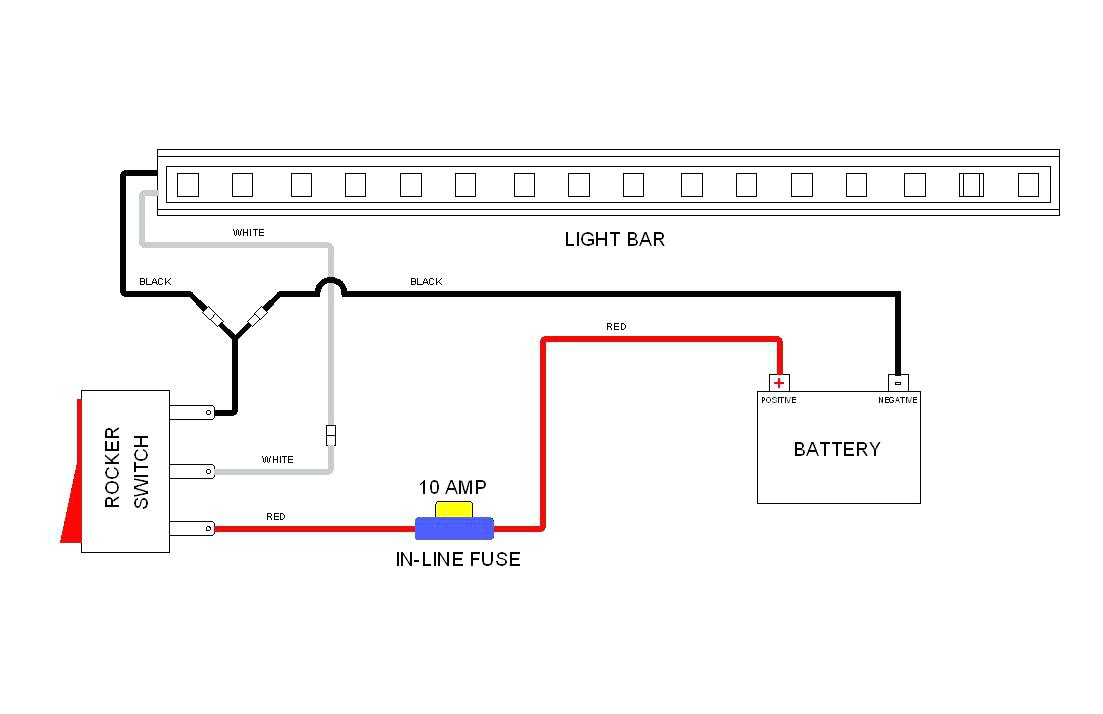 Led Light Switch Diagram - Wiring Diagrams Click - Dual Light Switch Wiring Diagram