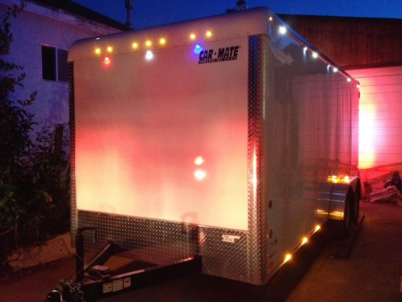 Led Lighting : Delightful Led Trailer Lights Wiring Diagram , Led - Led Trailer Lights Wiring Diagram